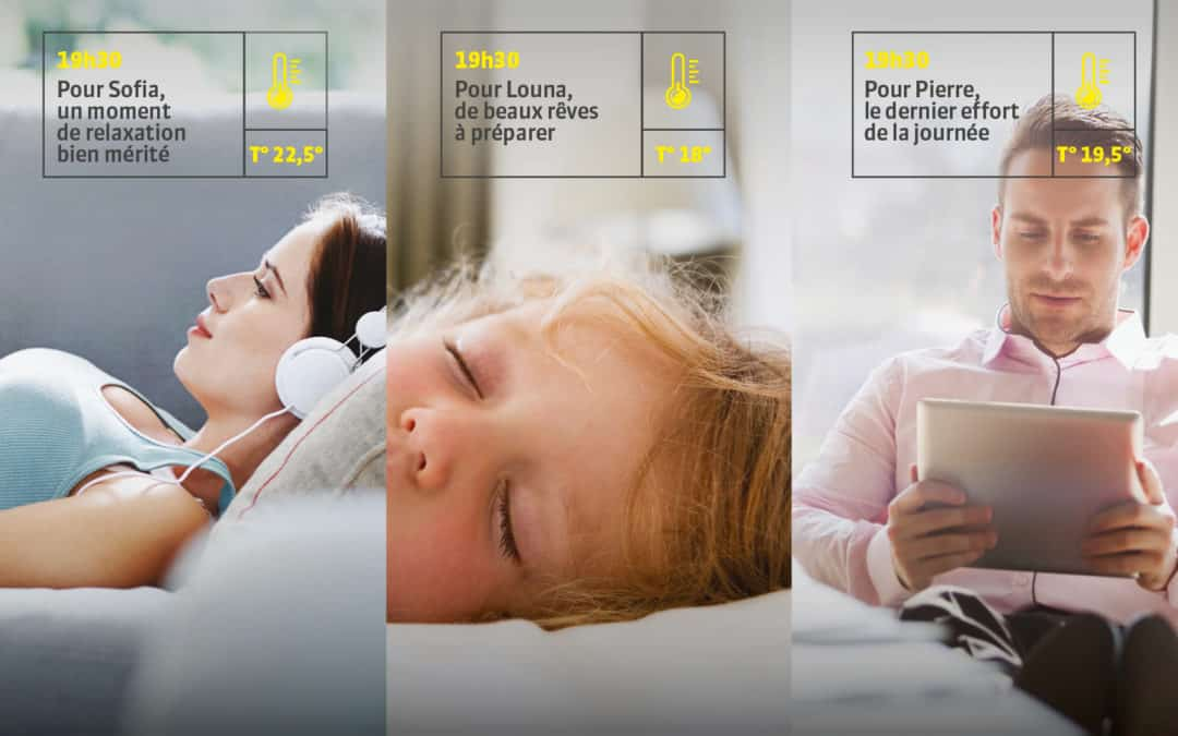 COZYTOUCH : l'application qui révolutionne votre confort